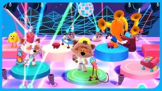 Ми ми мишки Большой концерт Мимимишки поют и танцуют Мультик игра для детей и малышей на Мульт Кара