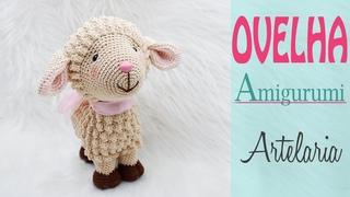 OVELHA LOLITA - AMIGURUMI (SHEEP)