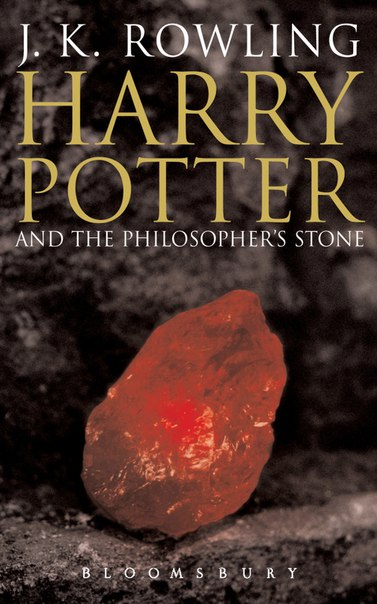 Joanne Rowling - HP#1 - Harry Potter and the Philosopher's Stone