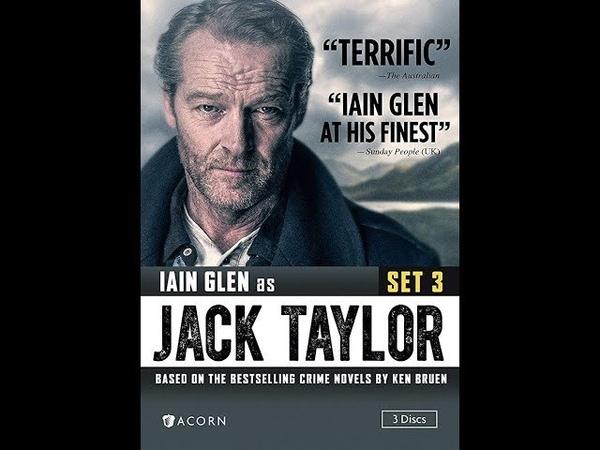 Джек Тейлор /3 сезон 1 серия - Крест/ детектив криминал драма Ирландия Германия