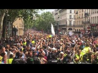 LA FRANCE EST DANS LA RUE : Manifestation Anti Pass Sanitaire 24 juillet