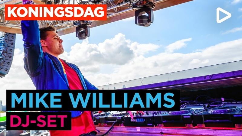 Mike Williams DJ set SLAM Koningsdag 2019