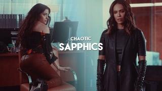 chaotic sapphics | i'm a believer [HBD JENNA]