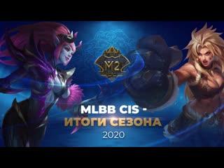 MLBB CIS ESPORTS - SEASON 2020