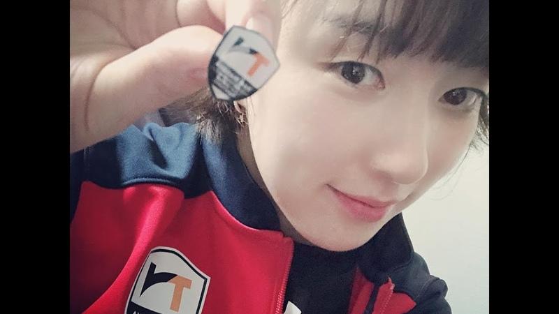 卓球 カットマン Tリーグ TOP名古屋 ソ・ヒョウォン vs 日本生命レッドエルフ
