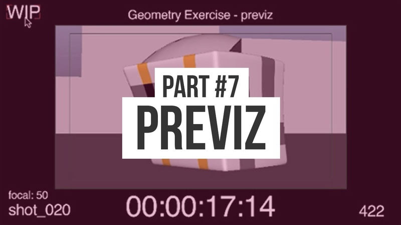 Creating a Previsualization Previz Making an Animated Movie 7