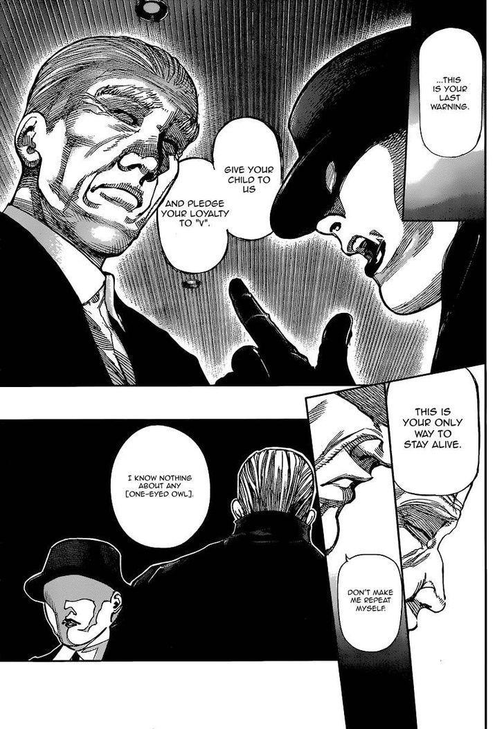 Tokyo Ghoul, Vol.13 Chapter 125 Destructive Spiral, image #5