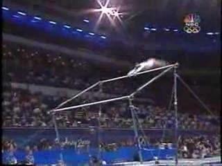 Yelena Zamolodchikova - 2000 Olympics AA - Uneven Bars