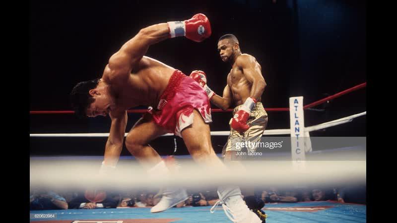 Roy Jones Jr vs Vinny Pazienza 🔥