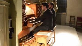J. S. Bach - Trio Sonata in C Major BWV 529