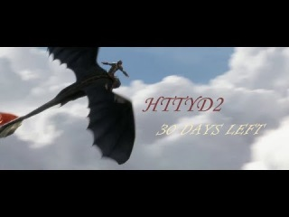 How To Train Your Dragon 2 (HTTYD2) - *30 Days left*