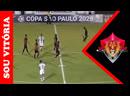 Leão estreia com Vitória na Copinha confira os gols de Vitória 3x1 Serra ES Copinha 2020