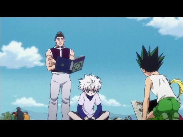 [16] Охотник Х Охотник 2 Hunter X Hunter 2 [75 из XX] Русская Озвучка HQ [Anime.Myvi.Ru]