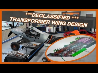 DECLASSIFIED Hyper-STOL Transforming Wing - Patey Twin Slats - Fast and Slow | Scrappy #57