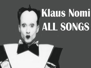 Klaus Nomi - All Songs (eng + rus sub)