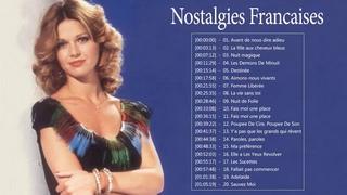 Nostalgies francaises années 70 80 90 ♫ Meilleur Chansons Françaises 70 80 90