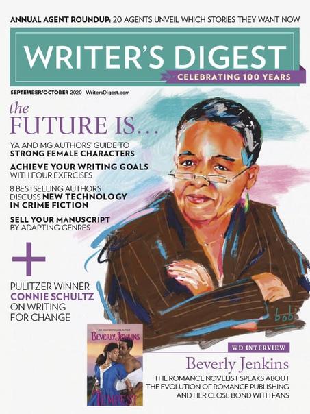 Writer's Digest 09.10 2020