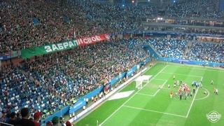 Обзор поддержки на финале Кубка Локомотив — Крылья Советов 3:1 (12 мая 2021)