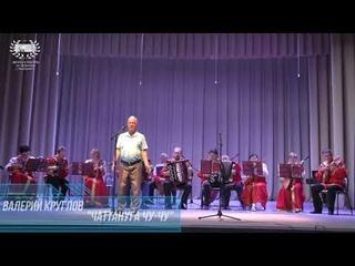 Концертная программа Народного оркестра русских народных инструментов ко дню Военно-морского флота
