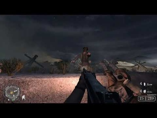 Прохождение Call of Duty 2: Часть 3# (4K 60FPS)